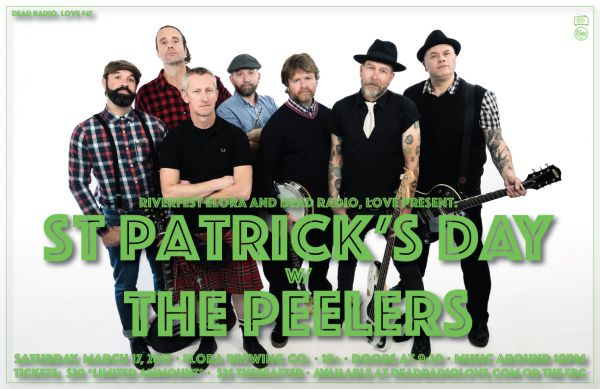 DRL47 • St. Patrick's Day Eve w/ The Peelers!